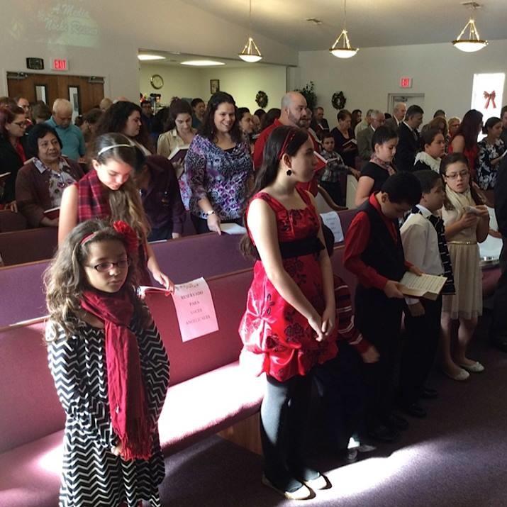 La Bloga Somos Orlando: Iglesia Bautista El Camino En Orlando, Fl